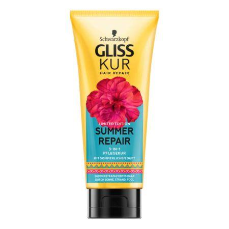 Schwarzkopf Gliss Kur 3-in-1 Pflegekur Summer Repair 100 ml