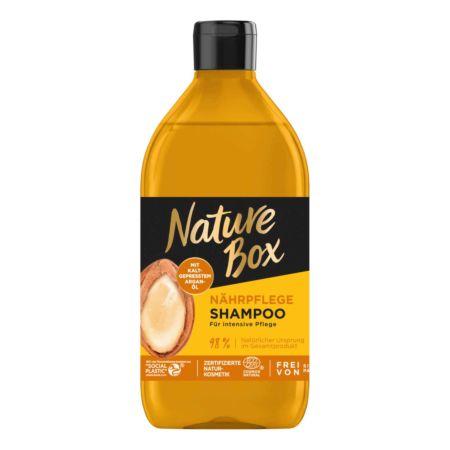 Nature Box Nährpflege Shampoo Argan 385 ml