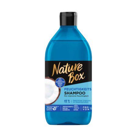 Nature Box Feuchtigkeit Festes Shampoo Kokos 85 g