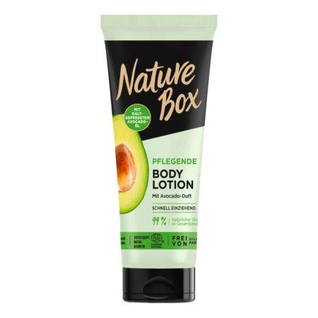 Nature Box Pflegende Body Lotion Avocado 200 ml