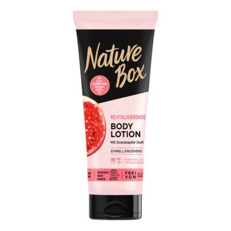 Nature Box Revitalisierende Body Lotion Granatapfel 200 ml