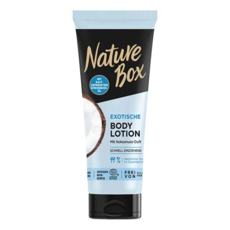 Nature Box Exotische Body Lotion Kokosnuss 200 ml
