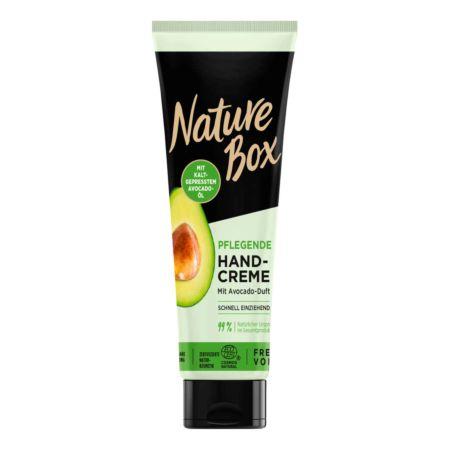Nature Box Pflegende Handcreme Avocado 75 ml