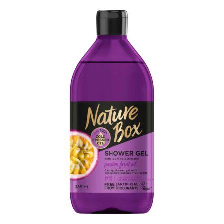 Nature Box Duschgel Passionsfruchöl 385 ml