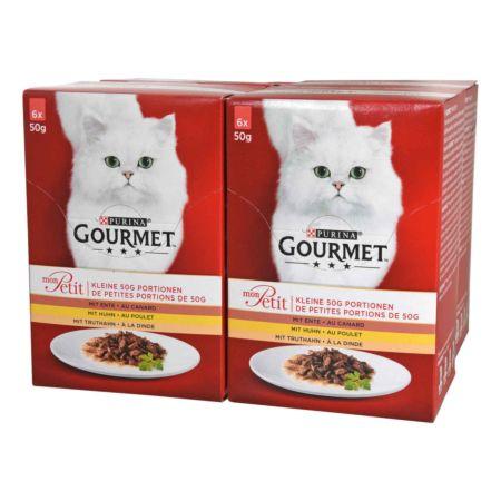 Purina Gourmet Mon Petit 24 x 50 g
