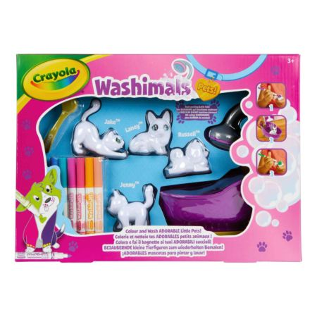 Crayola Washimals Tub Set