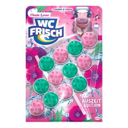 WC Frisch Kraft Music Lover 3 x 50 g