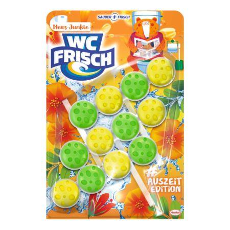 WC Frisch Kraft News Junkie 3 x 50 g