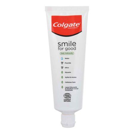 Colgate Zahnpasta Smile for Good 3 x 75 ml