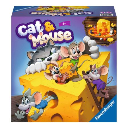 Ravensburger Cat & Mouse