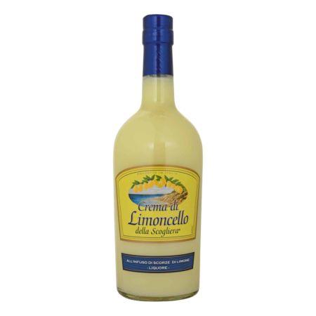 Crema di Limoncello Scogliera 70 cl 17% vol.