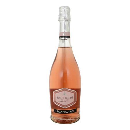 Scanavino Prosecco Rosé DOC 75 cl