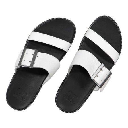 Sorel Damen-Sandale Roaming Buckle Slide