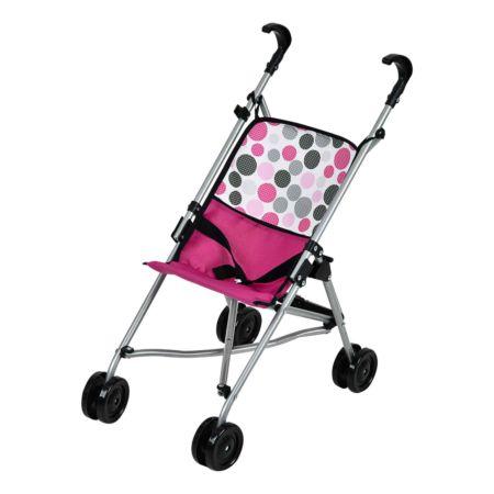 Hauck Puppen-Buggy pink