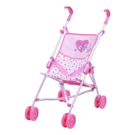 Hauck Puppen-Buggy rosa