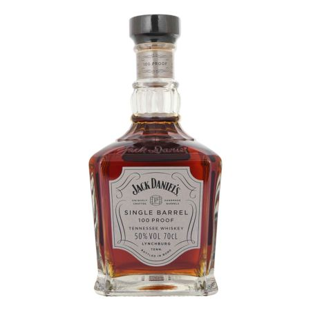 Jack Daniel's Single Barrel Silver 70 cl