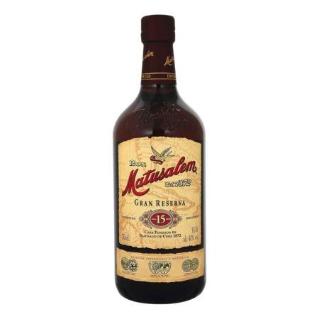 Matusalem Rum Gran Riserva 70 cl 15 years