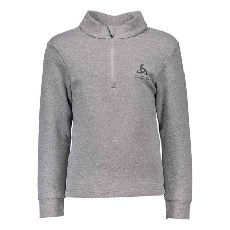 Odlo Kinder 1/4 Zip Midlayer Pullover