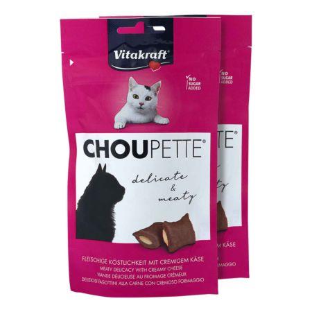 Vitakraft Choupette Delicate & Meaty 2 x 40 g