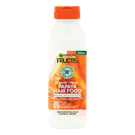 Garnier Fructis Spülung Papaya Hair Food 350 ml