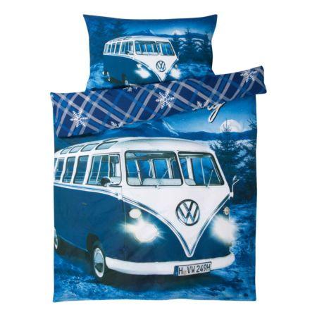 Bettwäsche VW Bus Winter