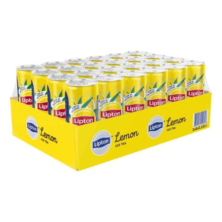 Lipton Ice Tea Lemon 24 x 33 cl