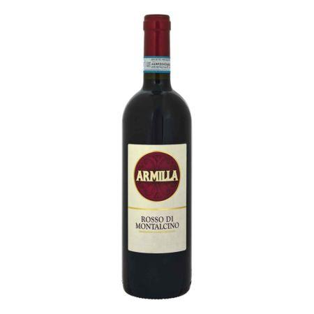 Armilla Rosso di Montalcino DOC 75 cl