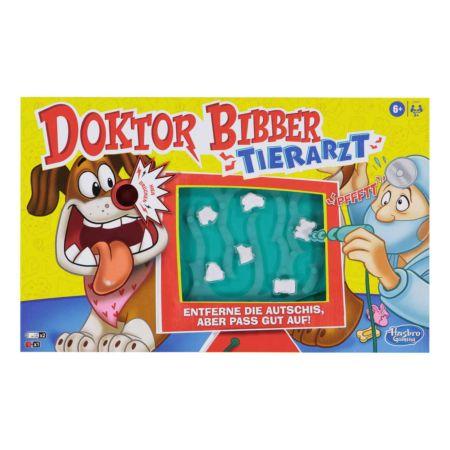 Doktor Bibber Tierarzt Deutsch