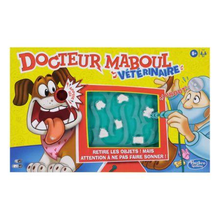 Dr. Maboul Vétérinaire Französisch
