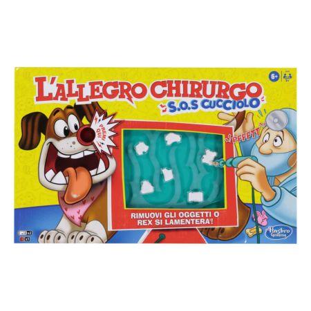 L'Allegro Chirurgo Cucciolo Italienisch
