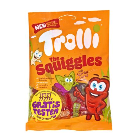 Trolli The Squiggles 200 g