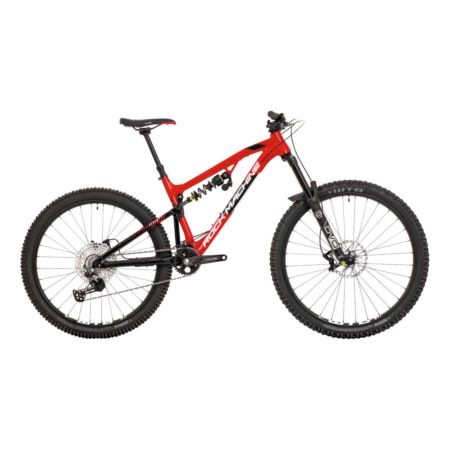 Rock Machine Fullsuspension-Bike Blizzard 70-297