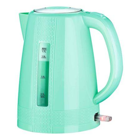 Trisa Wasserkocher mintgrün 1.7 Liter