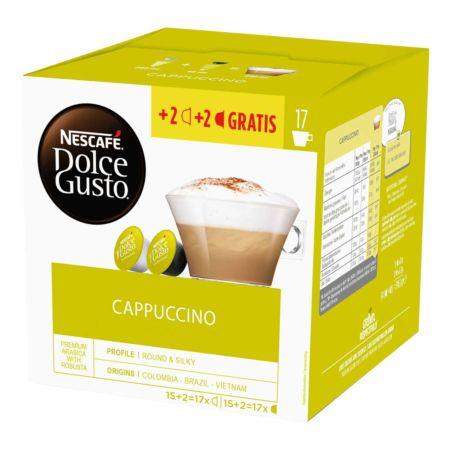 Nescafé Dolce Gusto Chococino 30 + 4 Kapseln