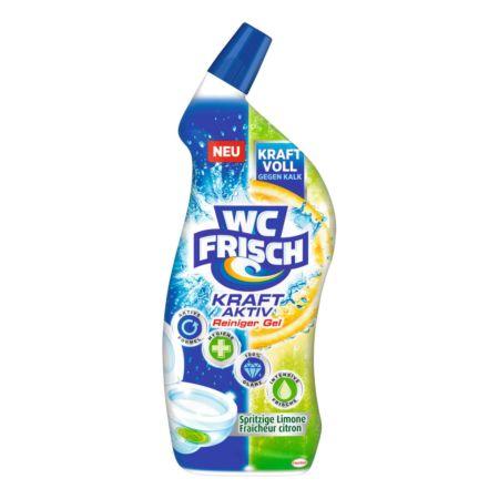 WC Frisch WC Reiniger Gel Kraft Aktiv Limone 750 ml