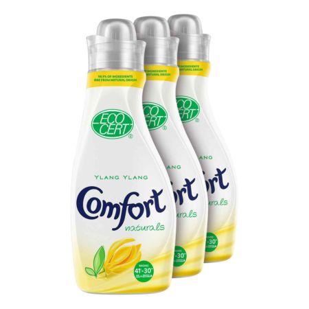 Comfort Naturals Ylang Ylang 3 x 30 Waschgänge