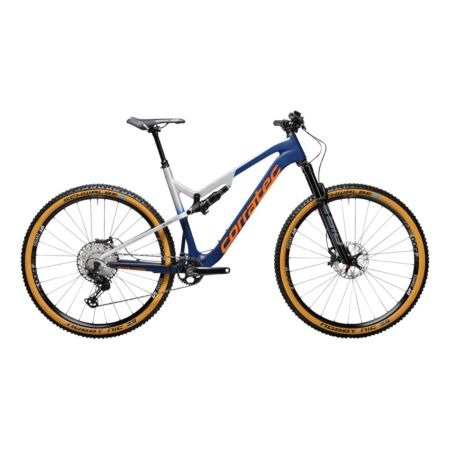 Corratec Fullsuspension-Bike Revolution iLink Pro