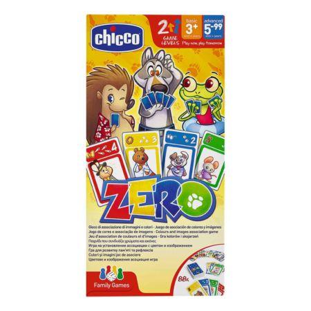 Chicco Zero Kartenspiel