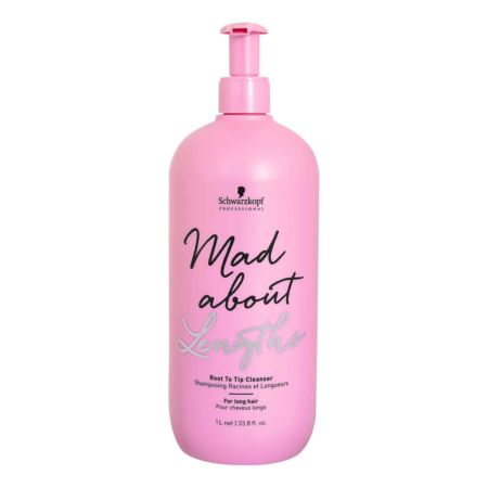 Schwarzkopf Shampoo Mad About Lengths 1000 ml