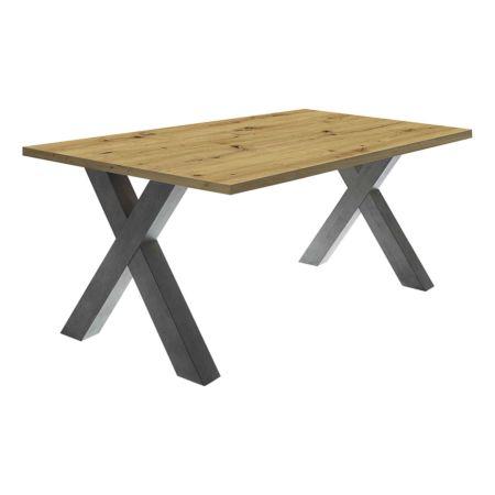 Tisch Magna X-Fuss, div. Ausführungen