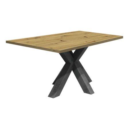 Tisch Magna mit Sternfüssen, div. Farben und Grössen
