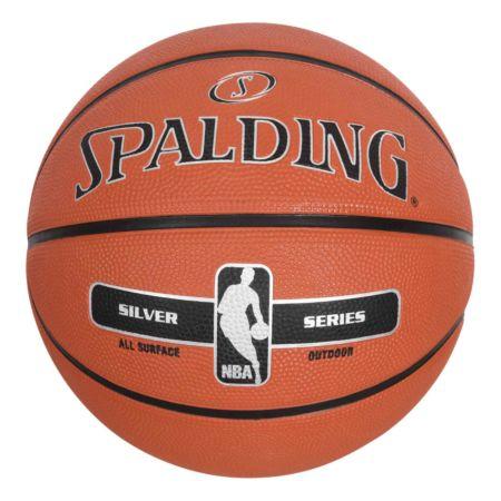 Spalding Basketball NBA Silver Gr. 7