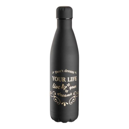 Thermosflasche Don't dream your life, live your dreams 750 ml
