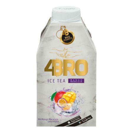 4BRO Ice Tea Mango Maracuja 500 ml