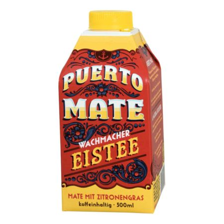 Puerto Mate Tereré Zitronengras 50 cl