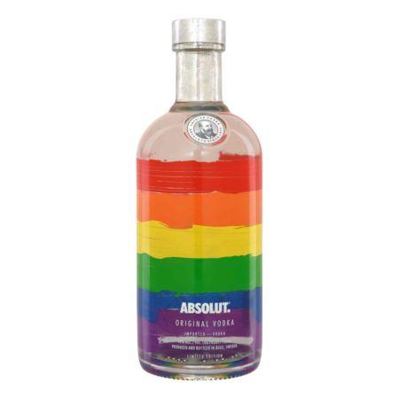 Absolut Vodka Pride Edition 70 cl