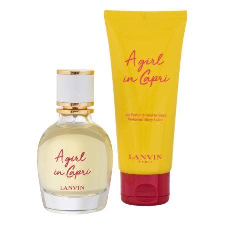 Lanvin A Girl In Capri Duftset, 2-teilig