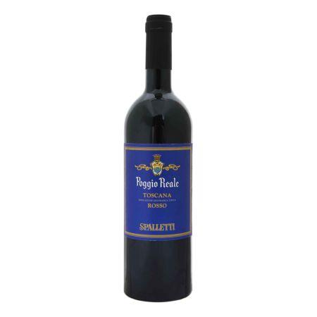 Poggio Reale Rosso Toscana 75 cl