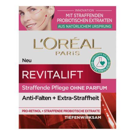 L'Oréal Revitalift Classic ohne Parfum 50 ml