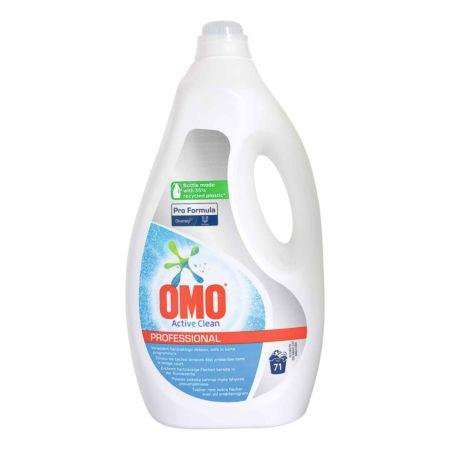 Omo Flüssigwaschmittel Professional Active Clean 67 Wäschen